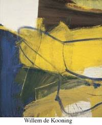 abstract expressionism artists art research  willem de kooning spikes folly