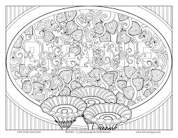 Small Picture Relaxation Coloring Pages akmame