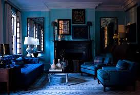 Blacks furniture White Bedroom The Chromologist 15 Beautiful Blue Rooms