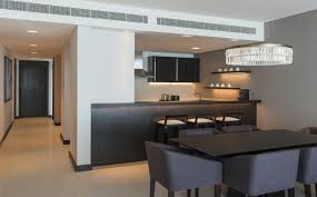 Apartment : One Bedroom Apartment Sheraton Grand Hotel Dubai Apartments  Kitchen Dining Area For Rent Apt Room Studio Basement Small Loft Local  Lease New ...