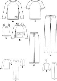 Sweatshirt Pattern Custom Sandi Pointe Virtual Library Of Collections