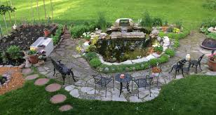 Backyard Ponds Best Low Maintenance Plants For Your Backyard Pond