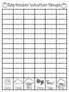 Monthly Weather Chart For Kids 22 Best Weather Calendar Images Kindergarten Science