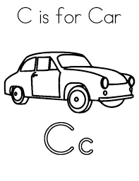 Small Picture Letter C Coloring Page 23464 Bestofcoloringcom