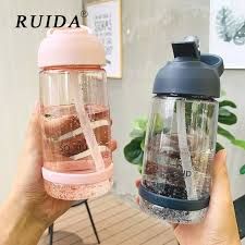 <b>RUIDA</b> 550ML 850ML 1000ML Sports Bottles Eco-Friendly With Lid ...