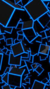Blue Neon Wallpaper Android - 2021 ...