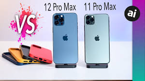 iPhone 12 Pro Max VS iPhone 11 Pro Max: Everything COMPARED! - YouTube
