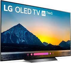 Amazon.com: LG Electronics OLED65B8PUA 65-Inch 4K Ultra HD Smart OLED TV  (2018 Model): Electronics