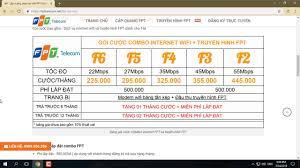 FPT Hà Nội - Báo giá internet Cáp quang FPT, truyền hình FPT giá rẻ -  YouTube
