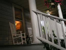 fixing a porch handrail hgtv
