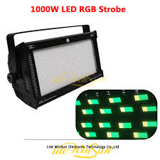 1000 Watt Strobe Light Us 212 5 15 Off Litewinsune Led 1000w Rgb Strobe Light Dmx512 Nigh Club Dj Strobe Flash Light 1000 Watt High Power Atomic In Stage Lighting Effect