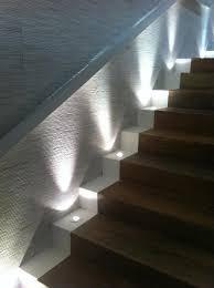 staircase lighting design. Basement Stair Tread Lights Staircase Lighting Design L