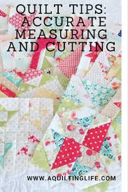321 best Quilting tips and short-cuts images on Pinterest ... & Today I'd like to discuss a few tips and ideas to help with accurate  measuring and cutting fabrics for quilting. The tips I'm sharing are ideas  that have ... Adamdwight.com