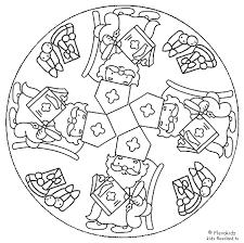 Kleurplaten Sint Mandala Brekelmansadviesgroep