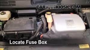 replace a fuse 2004 2009 toyota prius 2005 toyota prius 1 5l 4 cyl 2008 prius cigarette lighter fuse at 2005 Prius Fuse Box