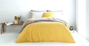 yellow and grey duvet cover duvet bed sets king size covers quilt cover dimensions cotton next