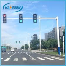 Traffic Light Pole Traffic Signal Poles Hanssen