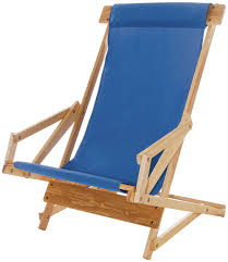 blue ridge chair works wood chair sling recliner camping beach boat and