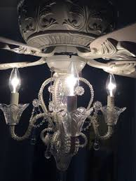 breathtaking crystal chandelier ceiling fan 19 gorgeous with kitchen throughout inspirations 13