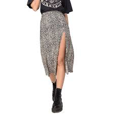 <b>Hot</b> Summer <b>Sexy</b> Wome Skirts Fashion High Waist Loose <b>Leopard</b> ...