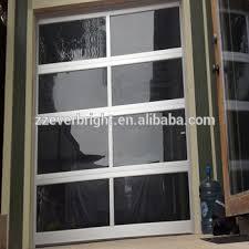 commercial glass garage doors. Aluminum Frame Tempered Glass Garage Door Commercial Doors R