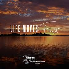 Life Moves Fast Simple Reminders At Mcgill Media