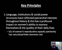 Feminist Criticism Youtube