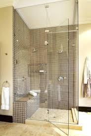 custom steam showers bathtub and are forgoing the tub for a super shower kohler corner base
