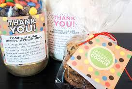 teacher appreciation week gift ideas cookies in a jar width