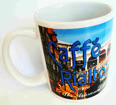 Whether you're a coffee drinker or tea drinker, there's one thing everyone can agree on: Caffe Del Doge Rialto Coffee Mug 33cl Something Italian