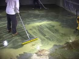 basement floor paintHow to Apply Basement Concrete Floor Paint  Flooring Ideas