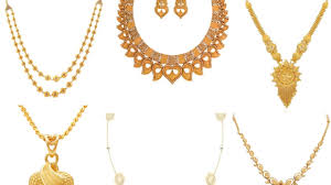 Gold Beautiful Necklace Design 9 Beautiful 25 Grams Gold Necklace Designs In India Styles