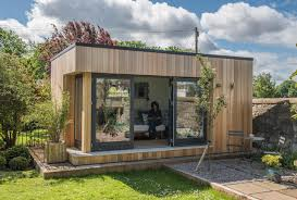 Small Picture Luxury garden room Contemporary Garden Shed and Building