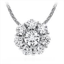 hearts on fire beloved pendant diamond