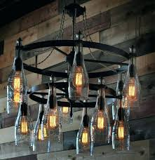 rustic outdoor chandelier lighting home design ideas