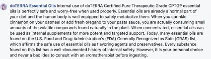 Essential Oil Lies What You Need To Know About Doterra And
