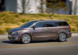 2018 kia minivan. interesting kia 2018 kia sedona side throughout kia minivan e