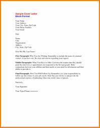 cover letter block - Cerescoffee.co