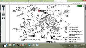 2005 Nissan Sentra Brake Light Switch Backup Light Switch Location The Reverse Lights Are Not