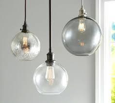 large glass globe pendant light extra classic hood