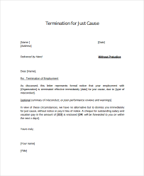 employment reviews company employee termination letter the is a sample certificate of