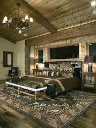Rustic Bedroom Decor Ideas Rustic Chic Bedroom Decor Rustic Bedroom