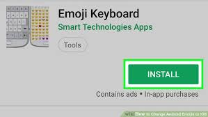 How To Change Where Apps Are Installed On Android How To Change Android Emojis To Ios With Pictures Wikihow