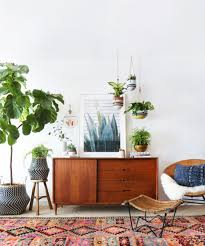 Interior Design: Simple Indoor Plant In Living Room - Indoor Garden