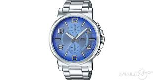Наручные <b>часы Casio</b> Collection <b>MTP</b>-E313D-<b>2B2</b>