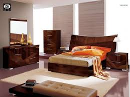 Contemporary Bedroom Sets Best Of Made In Italy Wood High End Contemporary  Furniture In Brown Lacquer San Jose California Esf Capri