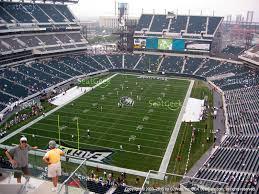 Philadelphia Eagles Seating Chart Eagles Stadium Seating Chart View Www Bedowntowndaytona Com
