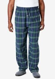 Pajama Jeans Size Chart Flannel Plaid Pajama Pants