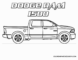 inspirational ram truck coloring pages unique dodge truck coloring pages printable of new ford f150 coloring