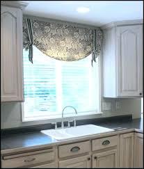 window valances valances full size of kitchen curtains for kitchen at window valances for kitchen